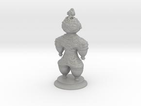 Dogū statue in Aluminum