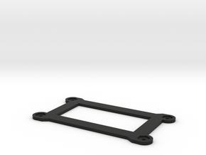 Corsair H100i AM3 Adapter (B) in Black Natural Versatile Plastic