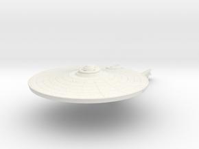 3788 Hermes refit Monoceros class in White Natural Versatile Plastic