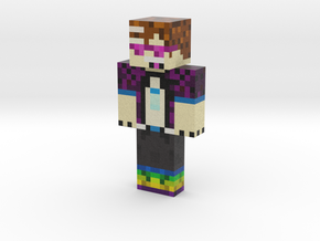 TheFearRaiser | Minecraft toy in Natural Full Color Sandstone