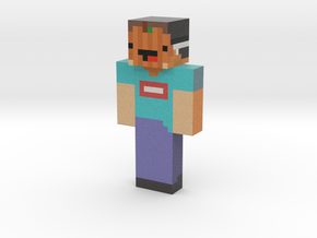 Doana   Minecraft toy in Natural Full Color Sandstone