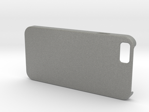 Iphone 6 Customizable in Gray Professional Plastic