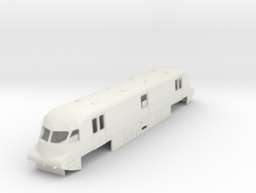 o-87-gwr-parcels-railcar-no-17-late in White Natural Versatile Plastic