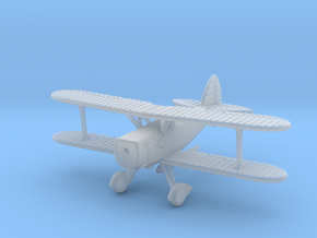 1/144 Bleriot-SPAD S.510 in Smooth Fine Detail Plastic