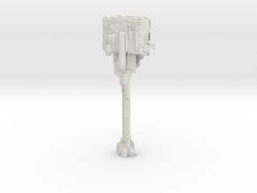 1/700 Nebulon B Medical Frigate pt1 in White Natural Versatile Plastic