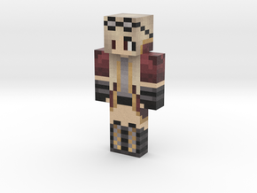 Skin mayukow | Minecraft toy in Natural Full Color Sandstone