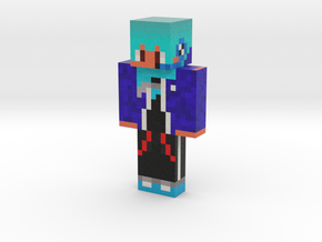 jay_lin | Minecraft toy in Natural Full Color Sandstone