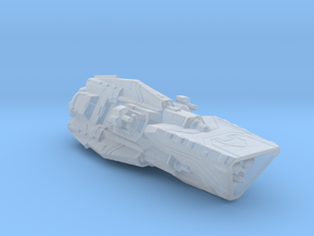 Morrigan_corvette_50 in Smooth Fine Detail Plastic