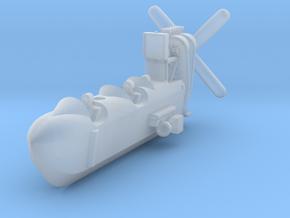 SS Zero Gondola 1/350th scale in Smoothest Fine Detail Plastic