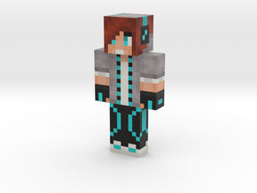 Zarcolux | Minecraft toy in Natural Full Color Sandstone