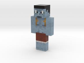 gravitx | Minecraft toy in Natural Full Color Sandstone