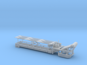 1/87th Dual Belt Conveyor  in Smooth Fine Detail Plastic