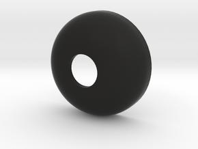 iPhone X Batman Signal Projector - Casing in Black Natural Versatile Plastic