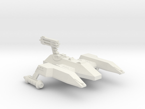 3125 Scale LDR Lioness Heavy Cruiser CVN in White Natural Versatile Plastic
