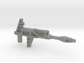 Prowl / Bluestreak / Smokescreen Rifle (3mm, 5mm) in Gray PA12: Medium