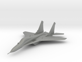 Mikoyan-Gurevich MiG-29 in Gray Professional Plastic