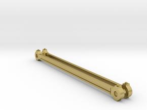 NS 5500 / HSM 700  koppelstangen  in Natural Brass