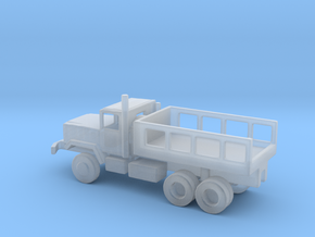 1/200 Scale M929 Cargo Truck in Smooth Fine Detail Plastic