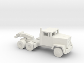1/200 Scale M915 Wrecker in White Natural Versatile Plastic