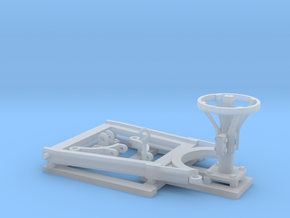 16th_Firefly_Aerial_&_Barrel Clamp in Smooth Fine Detail Plastic