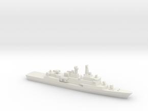 Yavuz-class frigate, 1/1800 in White Natural Versatile Plastic