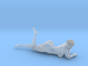 Printle C Femme 1435 - 1/87 - wob in Smooth Fine Detail Plastic