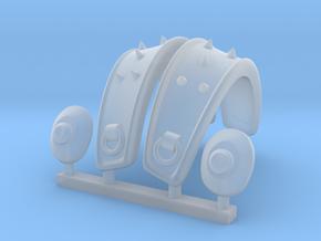 Bullfighter Steampunk Robot - Mercenary Conversion in Smoothest Fine Detail Plastic