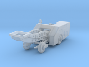 1/72 Scale Aircraft Bomb Loader in Smooth Fine Detail Plastic