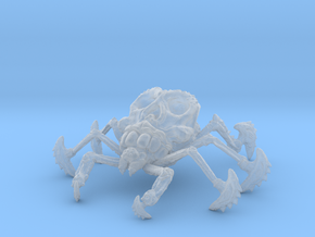 Skull Spider (50mm) in Smoothest Fine Detail Plastic