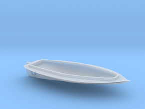 HObat03  - Small boat in Smooth Fine Detail Plastic