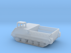 1/200 Scale M474 Cargo in Smooth Fine Detail Plastic