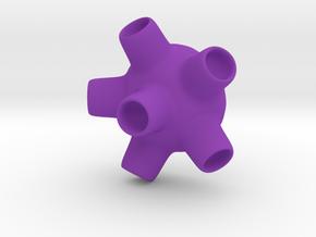 virdotop in Purple Processed Versatile Plastic