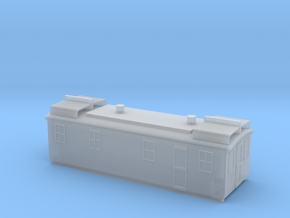 BoxCab - Zscale in Smoothest Fine Detail Plastic