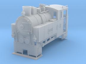 HOe-loco01a - Hoe transkit for N Fleischmann 7305 in Smooth Fine Detail Plastic