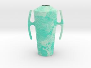 Vase 114CA in Matte Full Color Sandstone