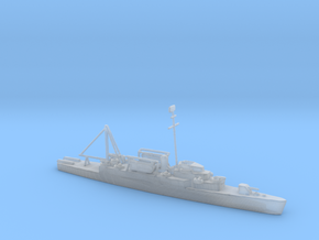 1/1800 Scale USS Wantuck APD-125 in Smooth Fine Detail Plastic