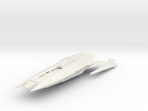 Jem'Hadar Vanguard Carrier in White Natural Versatile Plastic