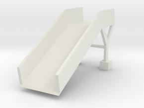 bridge  ramp  in White Natural Versatile Plastic