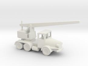 1/200 Scale Coles Mk 7 Crane in White Natural Versatile Plastic