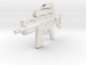 G3 SAS SpeedQB Monster in White Natural Versatile Plastic
