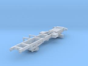 RW2_87_Druck_Fahrgestell in Smoothest Fine Detail Plastic