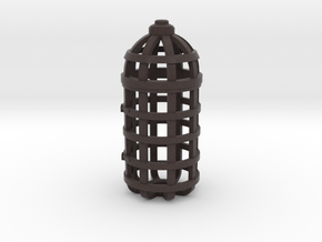 Torture Cage in Natural Full Color Sandstone