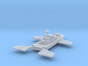 Chesapeake Cruiser in Smooth Fine Detail Plastic