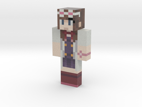 MeliaTheMuffin | Minecraft toy in Natural Full Color Sandstone