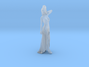 Printle V Femme 1444 - 1/87 - wob in Smoothest Fine Detail Plastic