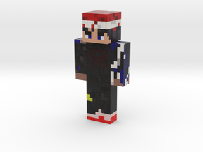 zaycrox | Minecraft toy in Natural Full Color Sandstone