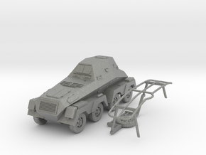 1/56 (28mm) SdKfz 263 in Gray Professional Plastic: 28mm