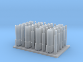 LED Connectors for printing V4 in Smooth Fine Detail Plastic