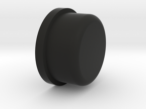 Honey Mod Button in Black Natural Versatile Plastic