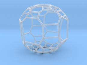 "Large ""irregular"" polyhedron in Smooth Fine Detail Plastic"